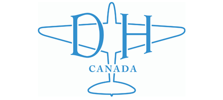 Logo of De Havilland Aircraft of Canada