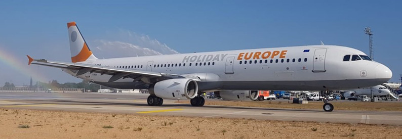 Bulgaria's Holiday Europe gears up for launch with A321 - ch