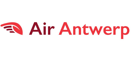 Logo of Air Antwerp