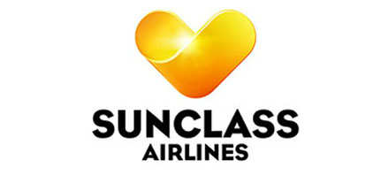 Logo of Sunclass Airlines