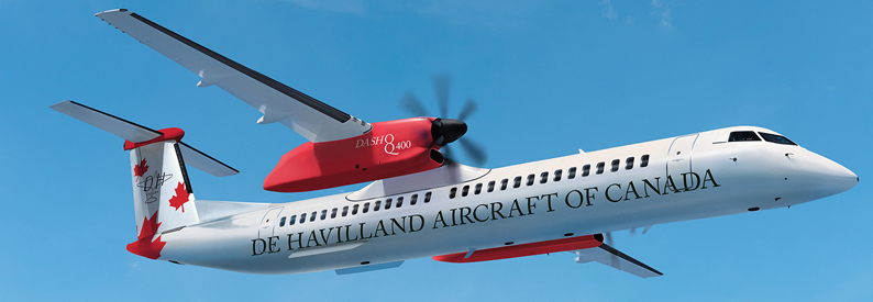 French Polynesia's Islands Airline to add Dash 8-400s