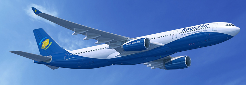 Illustration of RwandAir Airbus A330-300
