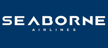 Logo of Seaborne Airlines