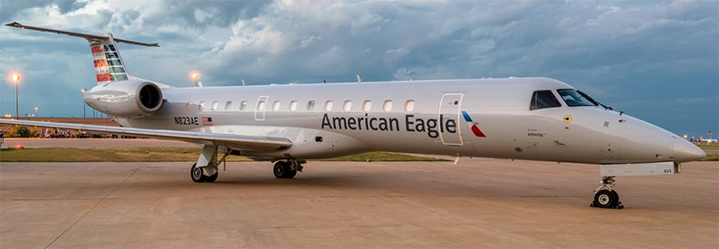 Envoy Air (American Eagle) Embraer 145