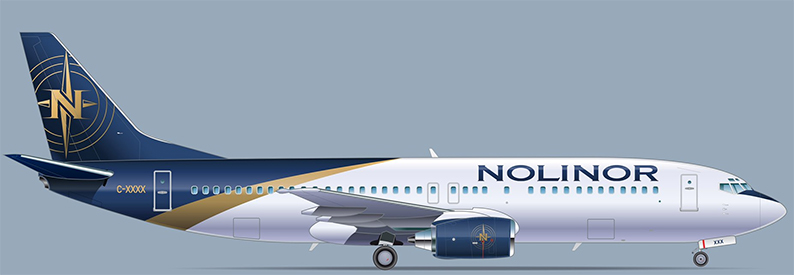 Canada's Nolinor Aviation secures first B737-400s