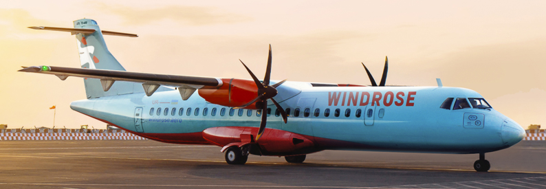 Windrose Airlines ATR72-600