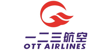 Logo of OTT Airlines