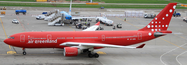 Air Greenland to deploy widebody metal on Iceland flights - ch-aviation