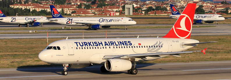 Turkish Airlines Airbus A319-100
