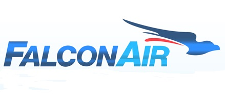 Logo of Falcon Air Express