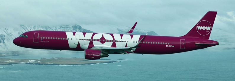 Resultado de imagen para Wow Air transatlantic flights A330 A321