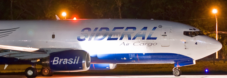 Sideral Air Cargo Boeing 737-300F