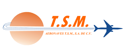 Logo of Aeronaves TSM