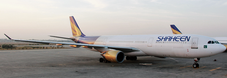 Shaheen Air International Airbus A330-300