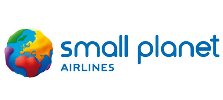 Logo of Small Planet Airlines