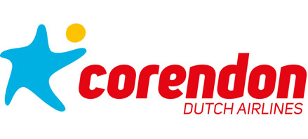 Logo of Corendon Dutch Airlines