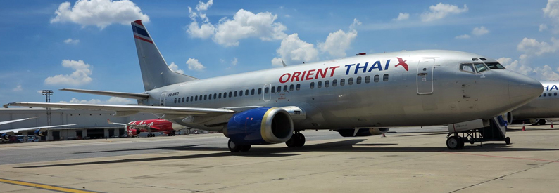 Orient Thai Airlines Boeing 737-300