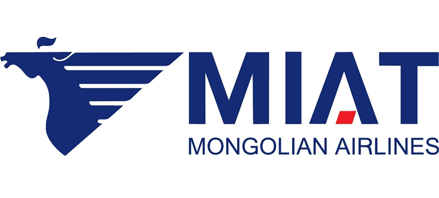 Logo of MIAT - Mongolian Airlines
