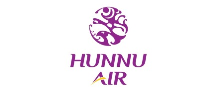 Hunnu Air Logo